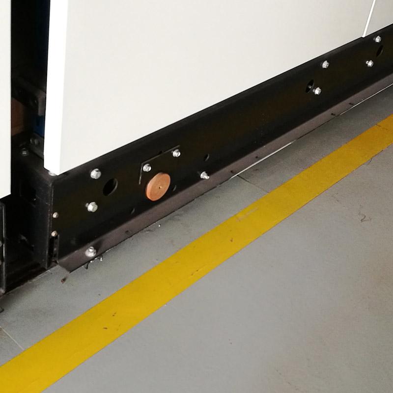 Mobile Pallet Racking System